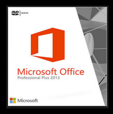 MS Office 2013 Professional Plus 32/64 + key + link + same day delivery