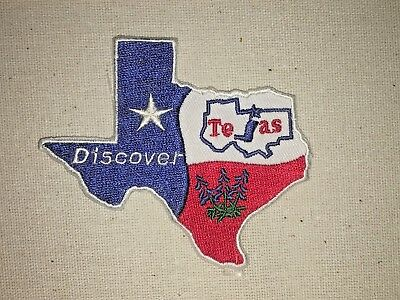 Discover Texas Patch