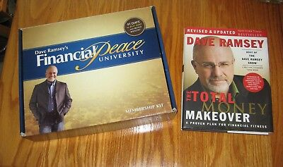 Financial Peace University Membership Kit & Total Money Makeover Dave Ramsey