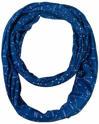 Infinity Pocket Scarf for Iphone Passport - Linked Moda function constellatio...