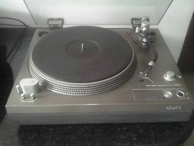 Sony PS-6750. Direct Drive Turntable. Toca disco vintage. tornamesa