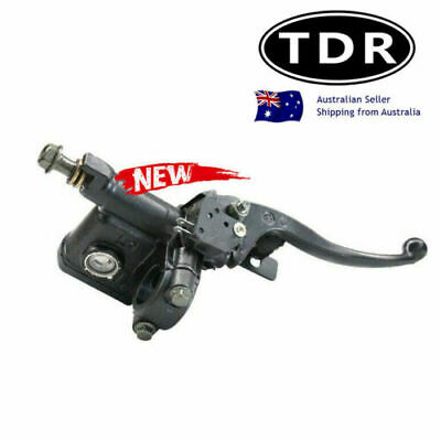 Left hand brake lever master cylinder 50cc 110cc 125cc 150cc Quad Dirt Pit bike