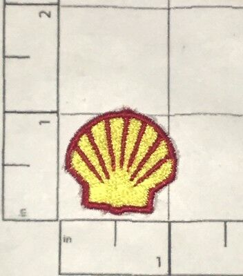 Shell Oil & Gas Patch - small