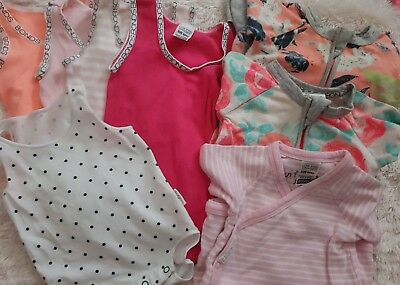 Girls Newborn bonds bundle