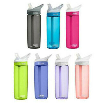 Camelbak Eddy Spill Proof Water Hydration bottle 600ml BPA Free Assorted Colours