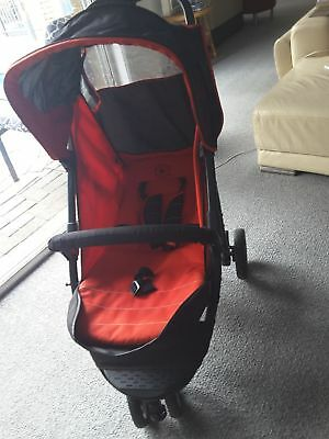 Redkite sample pram