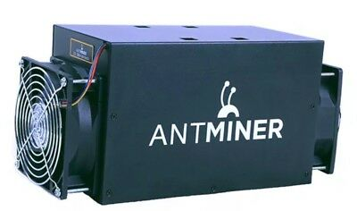 Working AntMiner S3 Bitcoin Miner BTC Miner by Bitmain Tech — faster than S1