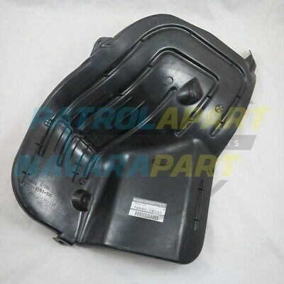 Nissan Patrol GU Genuine Fuel Filler stone Guard (74890VB000)