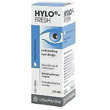 Hylo-Fresh 0.1% Eye Drops 10mL