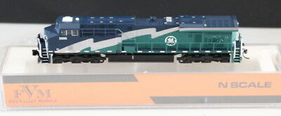 Fox Valley Models General Electric In Demonstrator colours