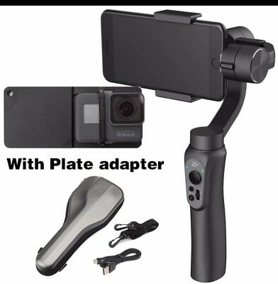 Zhiyun Smooth-Q 3-Axis Handheld Mobile Gimbal Stabilizer for phone and GoPro's
