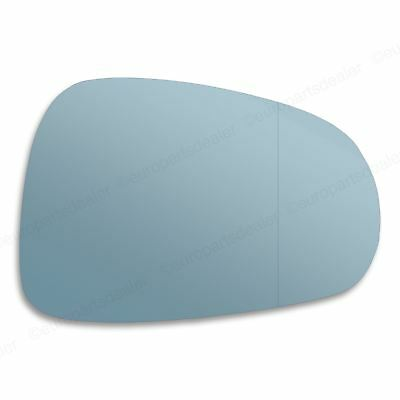 For Alfa Romeo Giulietta 10-15 right side wide angle blue wing door mirror glass