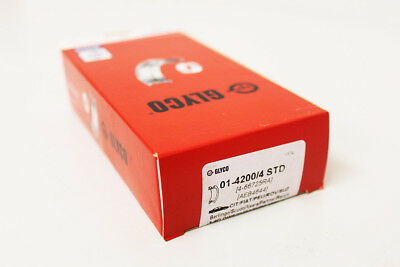 Peugeot 1.8 & 1.9 XUD / DW8 big end conrod bearings in Glyco