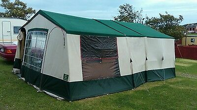 Conway Royale 320 DL trailer tent