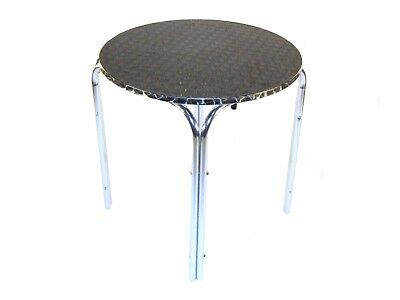 Stacking Aluminium Mobile Catering Tables, Aluminium Tables, Outdoor Tables