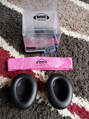 EMS Bubs Baby Ear Defenders 0-18 Months