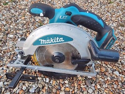 Makita 18v LXT Lithium Ion BSS610Z BSS610 Circular Saw Body Bare Tool Unit Only