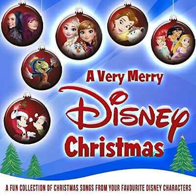 A Very Merry Disney Christmas Cd Various Artists - New Release November 2017