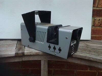 Optikinetics Solar 250 Effects Wheel Projector Fully Working