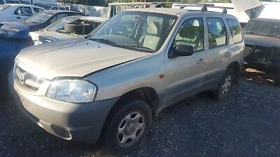 Mazda Tribute 01-07 Door Glass