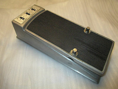 70's FENDER FUZZ WAH - made in USA