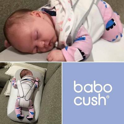 Babocush - New for Baby Reflux Colic Flat Head Syndrome Relief