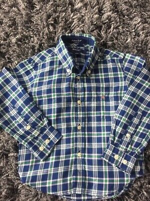 Gant Age 3 Checked Shirt