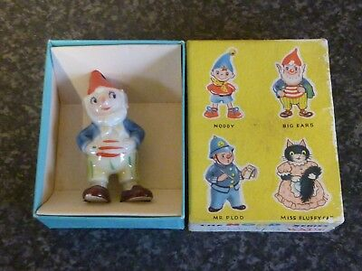 Vintage Wade Noddy Series 1 'big Ears' 1958-61 Picture Box Excellent Condition