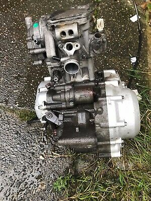 Yamaha YZF R125 2008 - 2013 COMPLETE ENGINE FOR Spares or Repairs
