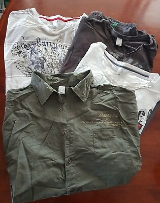 Men's Size 5 XL Bulk Clothes