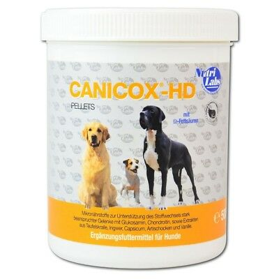 NutriLabs Canicox-HD Pellets 500 g