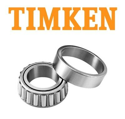 TIMKEN Metric Tapered Roller Bearing 75mm x 160mm x 58mm