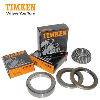 TIMKEN 32317 Metric Tapered Roller Bearing 85mm x 180mm x 63.5mm