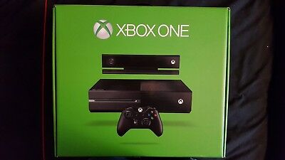 Xbox One BOX ONLY - No Console Included