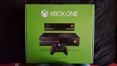 Xbox One Box ONLY - No Console