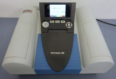 Thermo SPECTRONIC 200 Spectrophotometer