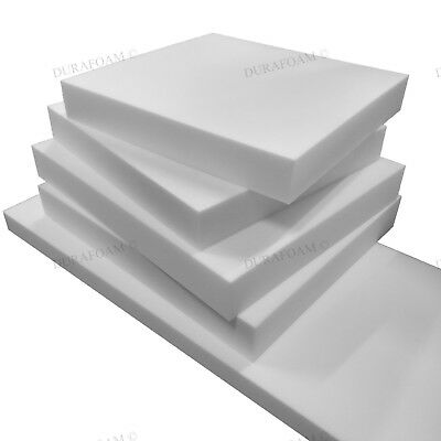 High Density Firm Upholstery Foam Made to Measure Sizes CUSTOM SIZES