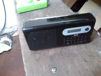 Tesco Portable Dab Radio   - (R1)