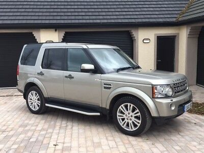 Land Rover Discovery 4 HSE - ** Great Spec & Immaculate Condition **