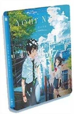 Your Name. - Limited Edition (Blu-Ray Disc + DVD - SteelBook)