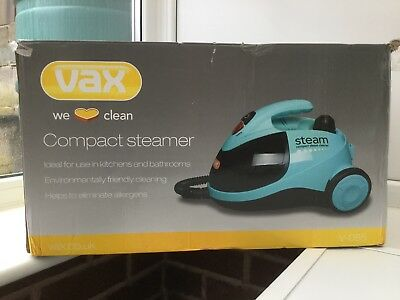 Vax V-085 Compact Steam Cleaner