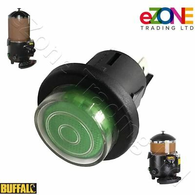 BUFFALO Push Button Main Switch Genuine Spare for Hot Chocolate Dispenser GF539