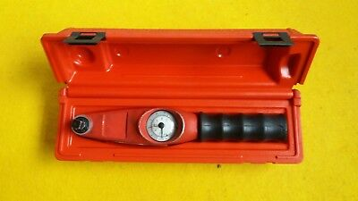 "Torqueleader BDS12 1/4""Dial Indicating Torque Wrench"
