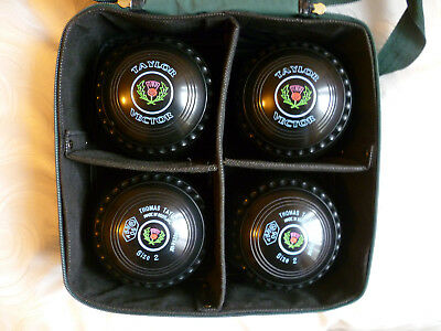 Thomas Taylor Vector Bowls Size 2 with Double Decker Bowls Bag
