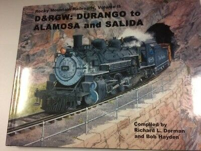 Rocky Mountain Railroads Vol.II. D&RGW Durango To Alamosa And Salida