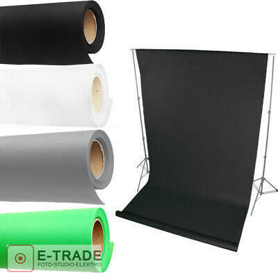 BACKDROP 1.6m x 2.5m - you choose color - Photo Studio Background Backdrop