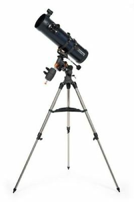 Celestron Astromaster 130 EQ MD Motor Drive Reflector Telescope #31051 UK Stock