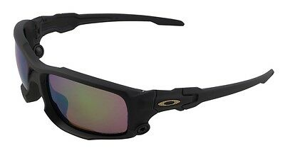 Oakley SI Shocktube Black/Prizm Shallow Polar Brille Sonnenbrille