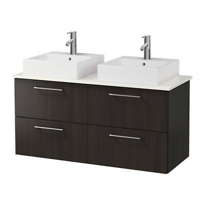 IKEA GODMORGON Sink CAbinet with Countertop and Countertop Sinks