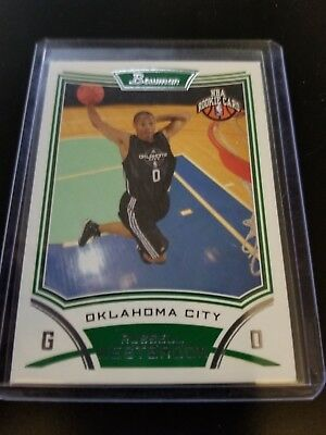2008-09 Russell Westbrook Bowman  #114